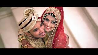 Sameer + Rahmath - Indian Muslim Wedding Highlights