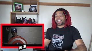 Captain America: Civil War Trailer - Budget Videos - Reaction