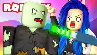 CAN WE SURVIVE THE ROBLOX ZOMBIE APOCALYPSE?