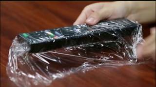 20 top uses of cling wrap in your kitchen and home | Kitchen tips & tricks with plastic wrap|cling