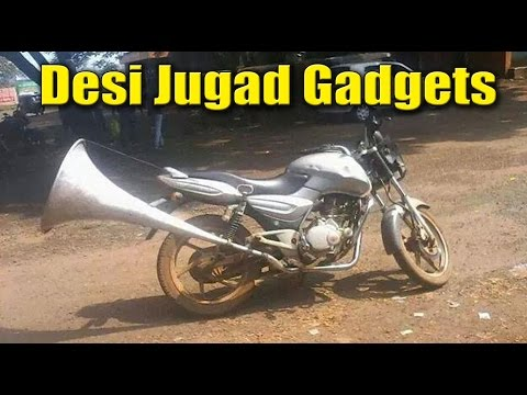 Desi Jugad Gadgets Adjustment And Creativity by Indian Peoples