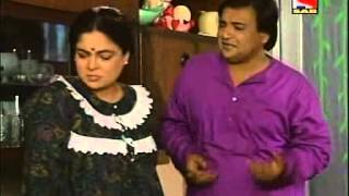Shrimaan Shrimati Full Episode Keshav at office overnight