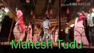 Santhali video (jatra)song. Red stone bonga umul opera