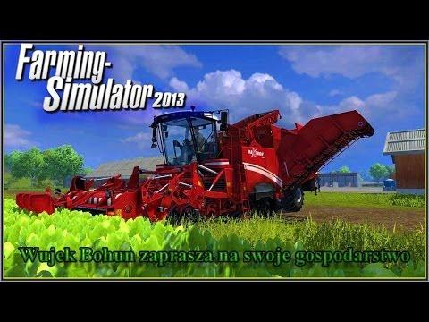 Farming Simulator 2013 13 Pole kukurydzy