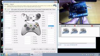 Arduino UnoJoy gamepad (Windows, XBox emulation)