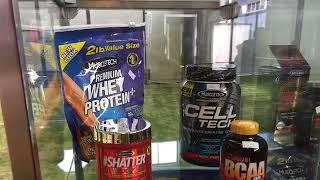 customer gym video