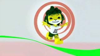 Zakumi animation