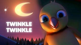 Twinkle Twinkle Little Star | Nursery Rhymes | Lullaby | Sleeping Songs for Babies