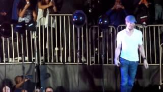 Enrique Iglesius Concert New York 2014