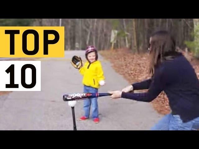 Top 10 Best Mom Moments 2017 || JukinVideo Top Ten