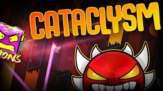 Cataclysm - Ggboy 100% - MY WORST FAIL - Geometry Dash 2.11 (old)