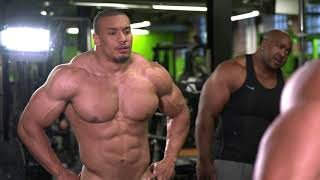 Larrywheels 8 weeks out from my first bodybuilding show!