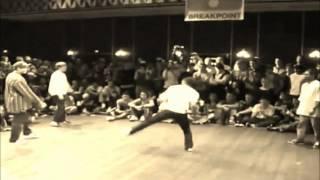 B.boy neguin Floor Wars 2012
