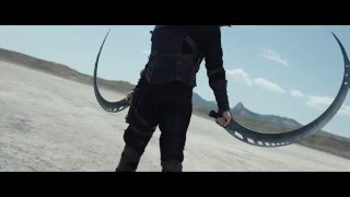 Guardians (2016) - Khan Fighting Scene