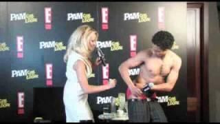 Pamela Anderson Unseen Video