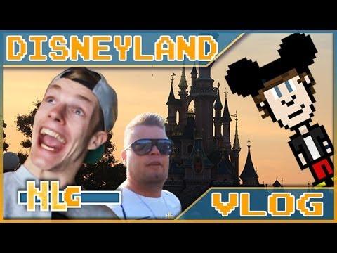 [VLOG] #8 DISNEY: HUILEN met Olaf, EnzoKnol, TheKing77nl en Dee!
