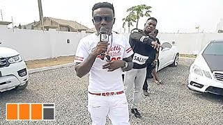 Criss Waddle - 4 Syte Hunter's Dry Party in Takoradi