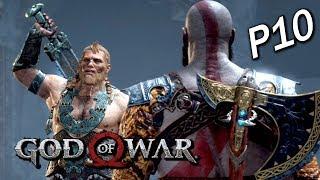 God of War PS4《戰神 PS4》Part 10 - 雷電兄弟