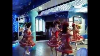 Интересный танец