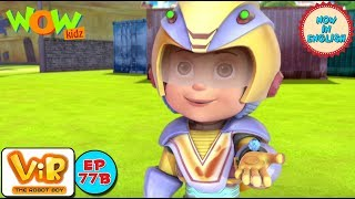 Vir: The Robot Boy - Blob Attack - As Seen On HungamaTV - IN ENGLISH