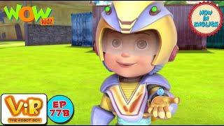 Vir: The Robot Boy - Blob Attack - As Seen On HungamaTV - IN ENGLISH