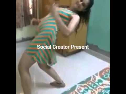 A Very Sexy Rajasthani Girl is Dancing Very Hot