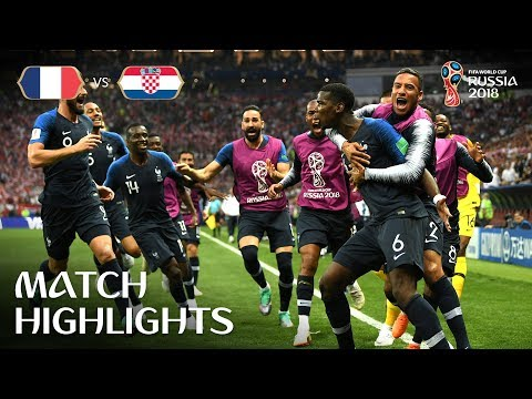 Xxx Mp4 France V Croatia 2018 FIFA World Cup™ FINAL HIGHLIGHTS 3gp Sex