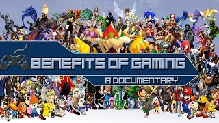 Benefits of Gaming - A Documentary