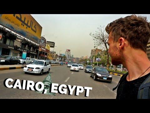 EXPLORING CAIRO // EGYPT TRAVEL VLOG مصر