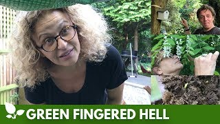 Green Fingered Hell #9 - Blisters, Sweat & Tears (Green Shoots of Hope & Change)
