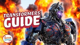 Skip the Rewatch: A Transformers Recap