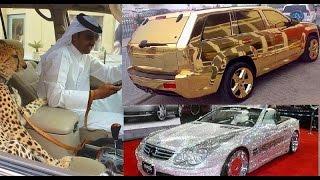 DUBÁI Ciudad de Los Mas ricos del mundo y Excentricidades  lujo,  Jeques Asquerosamente ricos 2 prte