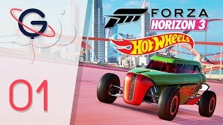 FORZA HORIZON 3 HOT WHEELS FR #1 : Toujours plus vite !