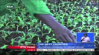 The Next Frontier: Banana farmers in Kenya embrace new technology to improve their yield