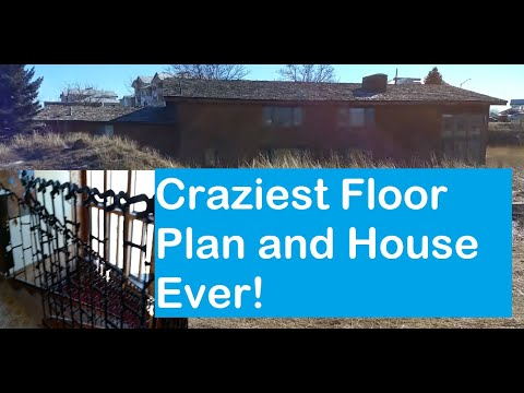 Touring the Craziest House I Have Ever Seen InvestFourMore