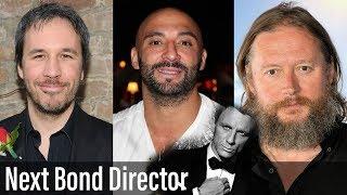 Next James Bond Director Short List