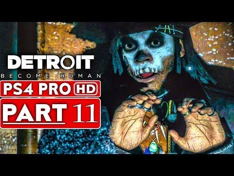 Xxx Mp4 DETROIT BECOME HUMAN Gameplay Walkthrough Part 11 1080p HD PS4 PRO No Commentary 3gp Sex
