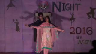 Couple Dance(Icche Manush), Cultural Night 2016