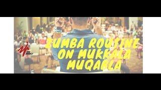 Zumba (r) fitness Routine on song Mukkala Muqabla by Praveen & Shravs