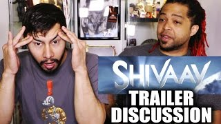 SHIVAAY Trailer Discussion by Jaby & Akasan