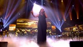 Sam Bailey sings Power of Love - Live Show Week 1 - The X Factor 2013