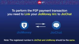 Jio Money – Now Send Money Instantly Through JioChat
