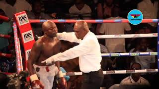 How Bukom Banku won the 'battle of words' but lost the 'war of punches'