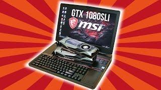13lbs of RAW POWER?! - MSI GT83 Titan SLI