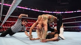 Raw: Kelly Kelly vs. Nikki Bella