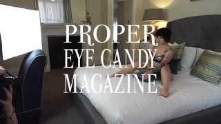 Proper Eye Candy Magazine Promo