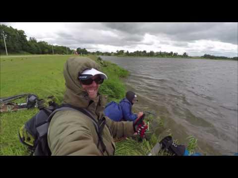 спортивное рыболовство фидер