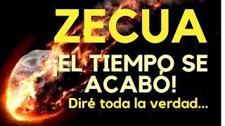 CONFIRMADO I ALBERTO ZECUA: El tiempo se acabó, estamos en los tiempos EXTRAS.