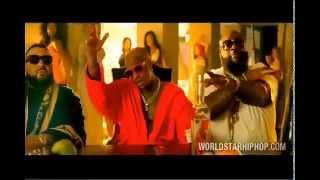 DJ Khaled   No New Friends ft  Drake, Rick Ross   Lil Wayne Official Video)