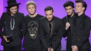 One Direction Wins Big at the 2014 American Music Awards